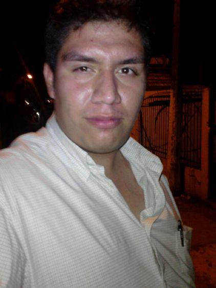 Ray, Chico de Córdoba buscando conocer gente