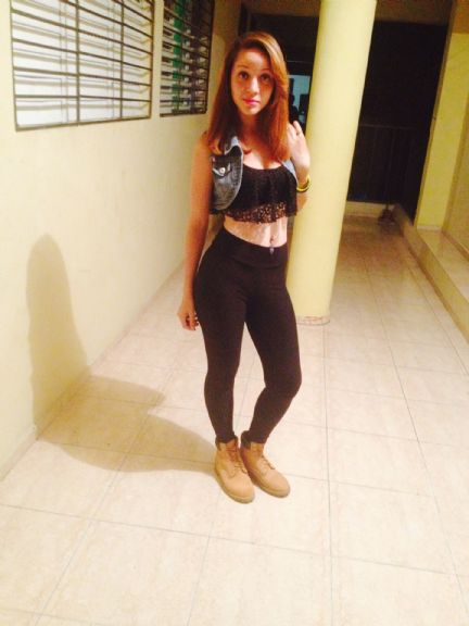 Rossy, Chica de Santiago De Los Caballeros buscando mujeres