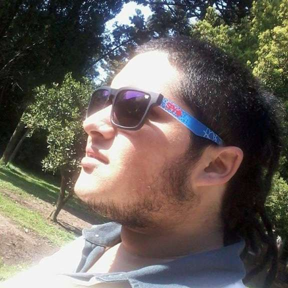 Francisco, Chico de Del Viso buscando conocer gente