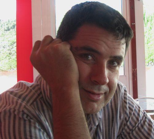 Matt, Hombre de Málaga buscando amigos