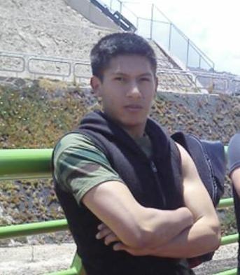 Alex esparza, Chico de La Paz buscando una cita ciegas