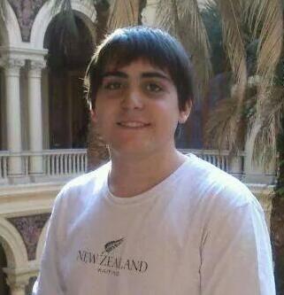 Alan, Chico de Buenos Aires buscando conocer gente