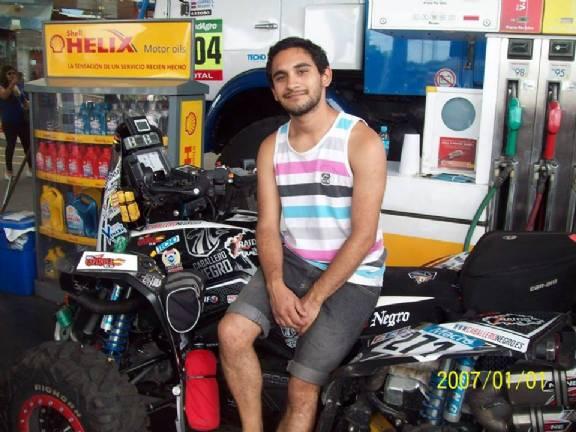 Gabriel, Chico de Curuzú Cuatiá buscando conocer gente