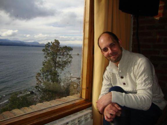 Pablo, Hombre de Buenos Aires buscando una cita ciegas