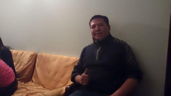 Ronald, Chico de La Paz buscando pareja