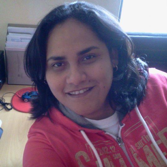 Ana, Mujer de Lima buscando amigos