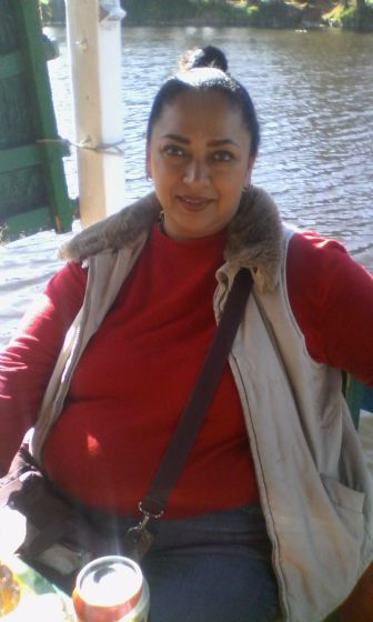 Azul, Mujer de Ciudad de México buscando pareja