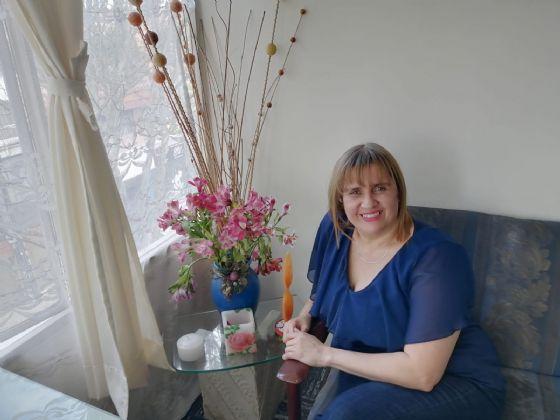 Sarahelena80, Mujer de Bogotá buscando pareja