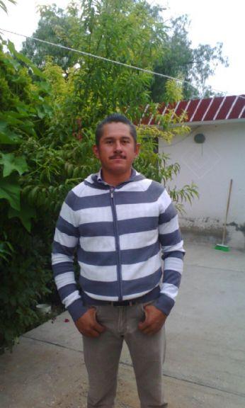 Martín, Hombre de Colonia Hidalgo buscando pareja