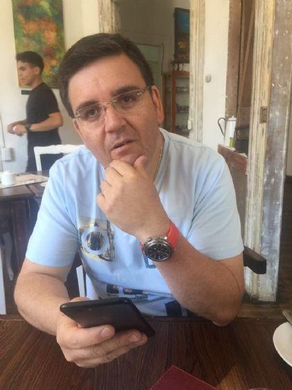 Francisco, Hombre de Santiago buscando conocer gente