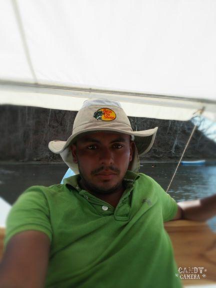 Jose, Chico de Managua buscando una cita ciegas