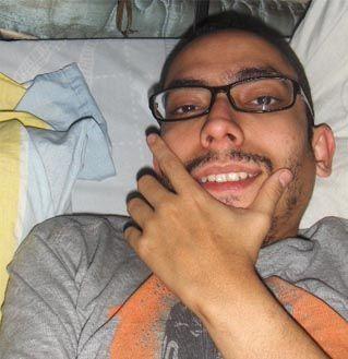 William, Chico de Caracas buscando amigos
