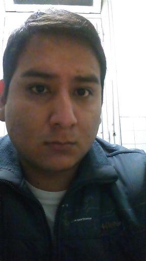 Hugo alfredo, Chico de Palpalá buscando una cita ciegas