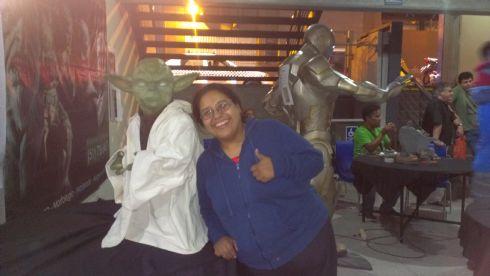 Carmen, Chica de Lima buscando conocer gente