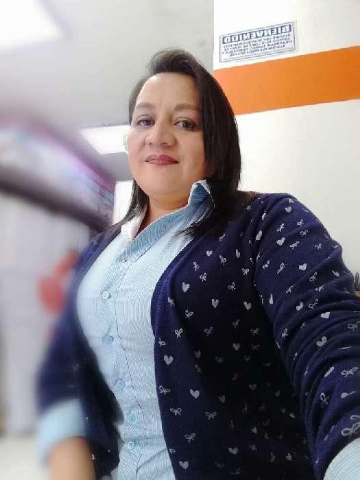 Luz marina, Mujer de Bogotá buscando pareja