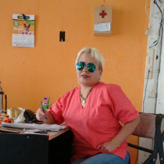 Angela, Mujer de Pinamar buscando conocer gente