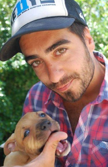 Mariano, Hombre de Mar del Plata buscando una cita ciegas
