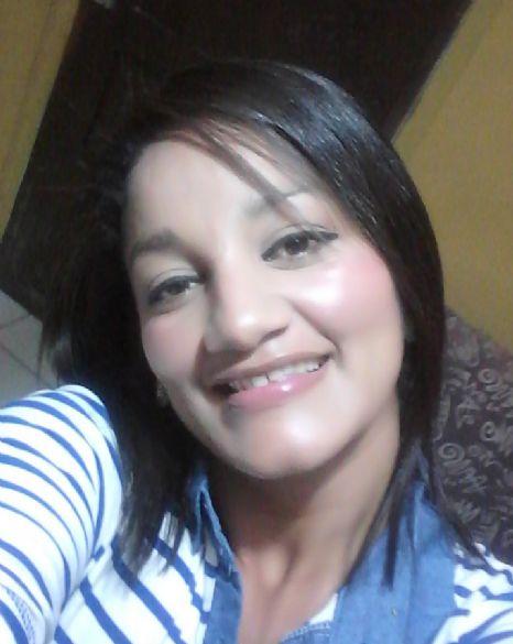 Cintia, Mujer de Tegucigalpa