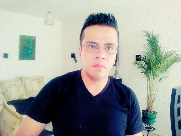 Horacio, Hombre de Distrito Federal buscando conocer gente