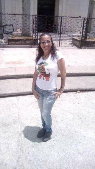 Yomaire, Mujer de Caracas buscando pareja