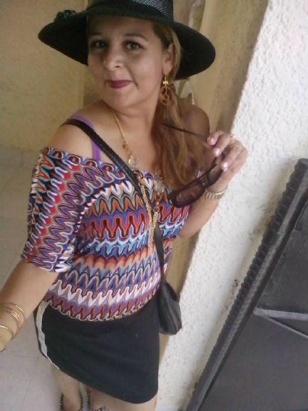Cecilia, Mujer de José Trinidad García de la Cadena buscando pareja