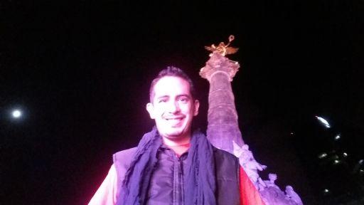Abraham, Hombre de Ciudad de México buscando pareja