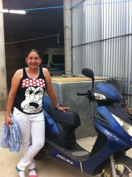 Patricia, Mujer de Jaltenango de la Paz buscando pareja