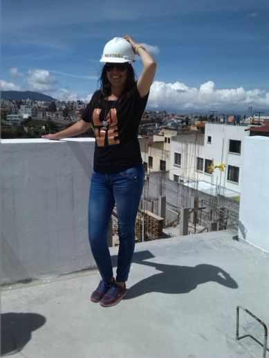 Rosario amada arias , Mujer de Quito buscando pareja