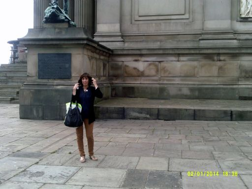 Magda, Mujer de Bogotá buscando amigos