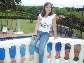 Giovanna, Mujer de Manizales buscando amigos