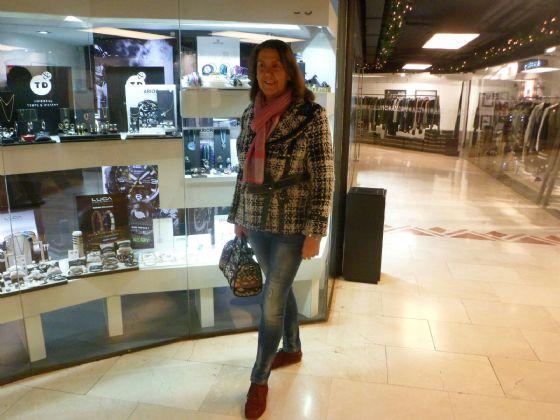 Conchi , Mujer de Mataró buscando amigos