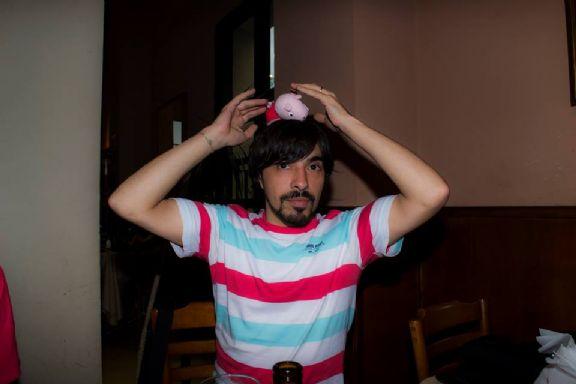 Flavio, Hombre de Rosario buscando conocer gente