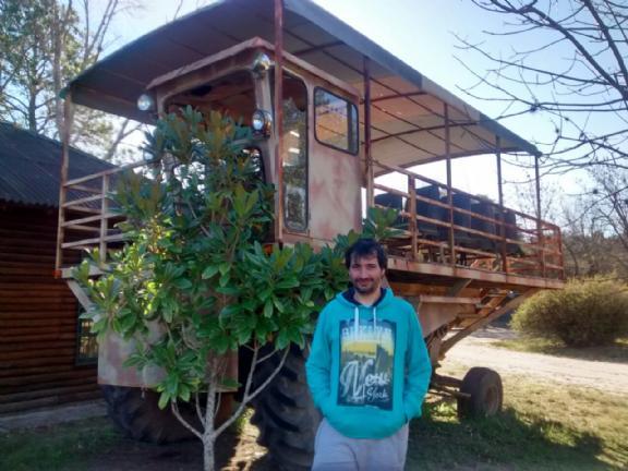 El grinch, Hombre de Buenos Aires buscando conocer gente