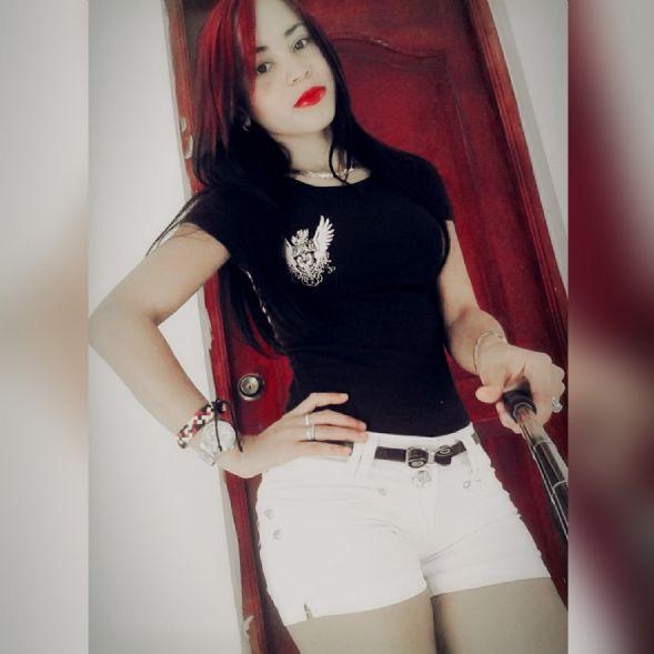Estefany, Chica de Moca buscando amigos
