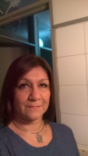 Laura, Mujer de Montevideo Chico buscando conocer gente