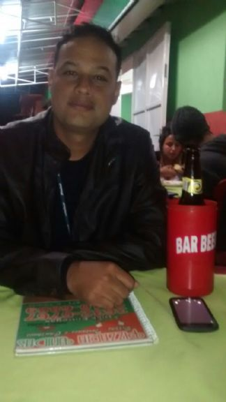Victor manuel, Hombre de São Paulo buscando una cita ciegas