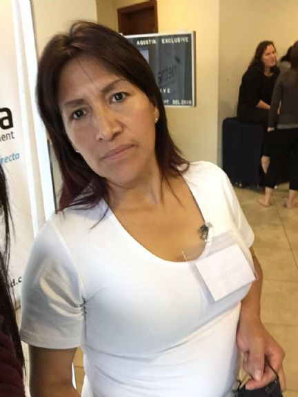 María suarez, Mujer de Huancayo buscando pareja
