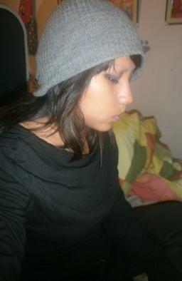 Anna, Chica de Arequipa buscando una cita ciegas