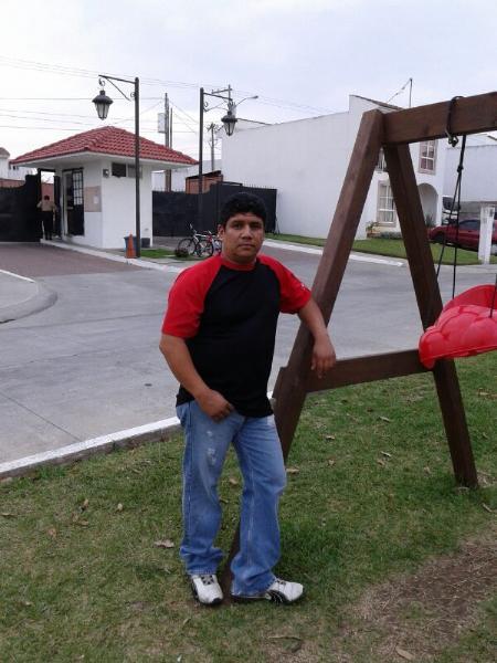 Frank, Hombre de Jalapa buscando conocer gente