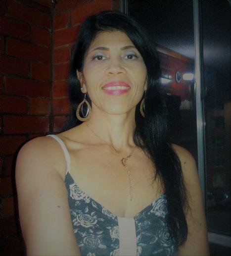 Angie, Mujer de Bogotá buscando pareja