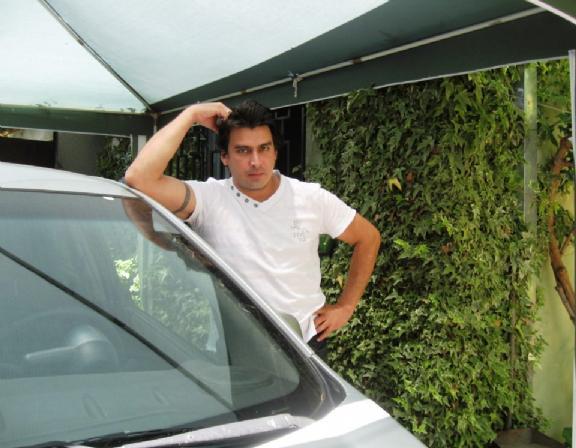 Andrés, Hombre de Concepción buscando conocer gente