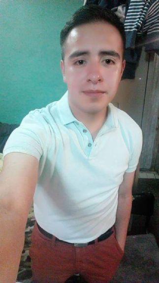 Tony, Chico de Ciudad de México buscando pareja