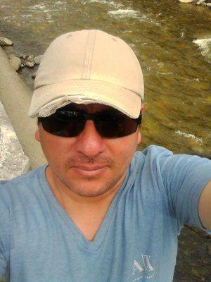 Allan, Hombre de Riobamba buscando conocer gente