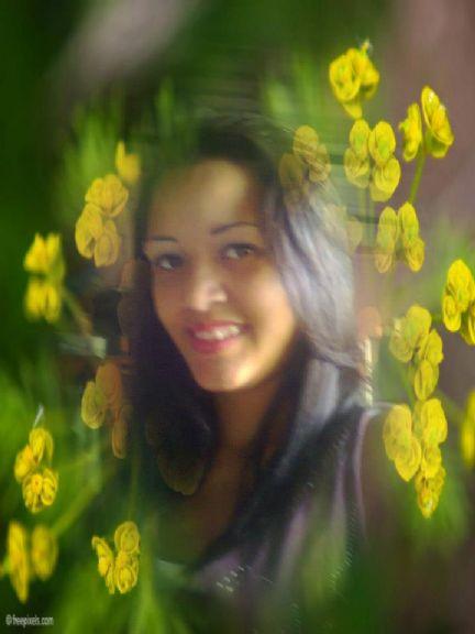 Anyanixi, Mujer de Santa Marta buscando conocer gente