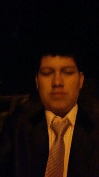 Giordano, Chico de Mendoza buscando conocer gente