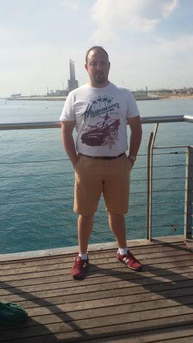 David, Hombre de Valladolid buscando conocer gente