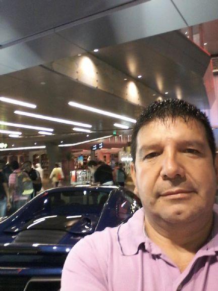 Carlos, Hombre de Rivadavia buscando una cita ciegas