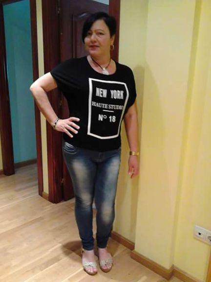 Maribel, Mujer de Gijón buscando pareja