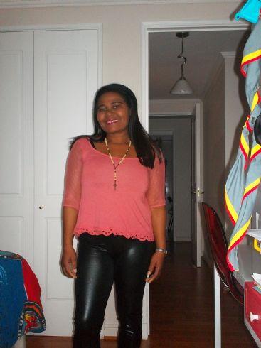 Yolanda, Mujer de Santiago buscando amigos