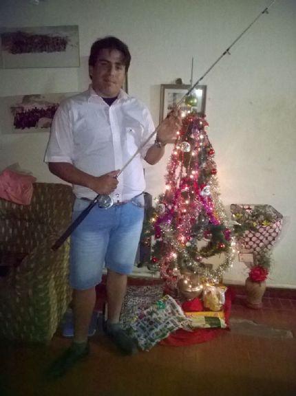 Ariel, Hombre de Villaguay buscando amigos